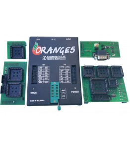 Orange5 programmer + Immo package with full adapters